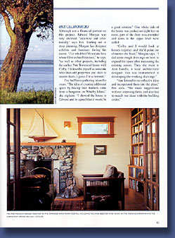 American Bungalow, Winter 2001